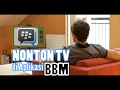 Cara Nonton TV di Android lewat BBM