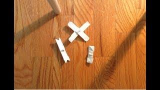 Origami fidget spinner update