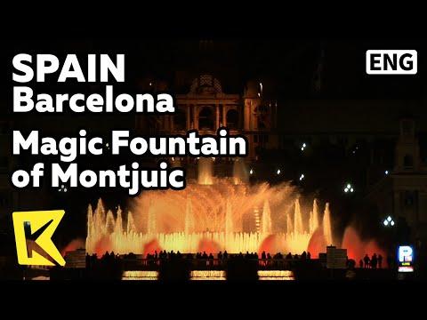 【K】Spain Travel-Barcelona[스페인 여행-바르셀로�