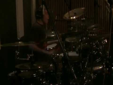 "Drum Tracking for Redemptor ""Inhuman Molecule"" by Cloud"