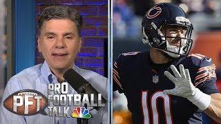 PFT Top 30 Storylines: Can Mitchell Trubisky elevate Bears?   Pro Football Talk   NBC Sports