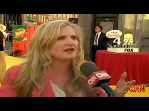 Media Response to Nancy Cartwrights use of Bart Simpsons voice to Promote Scientology