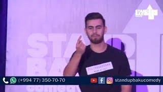 Sabir Samiroğlu (Stand UP Baku 8-ci şou)