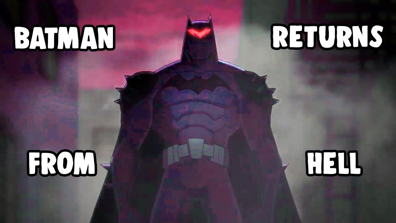 Batman Returns from Hell