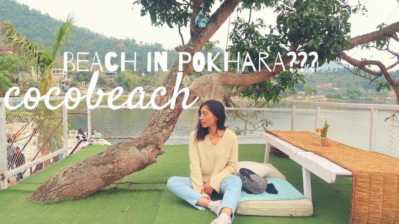COCOBEACH, POKHARA || BEACH VIBES ONLY!!!! ||