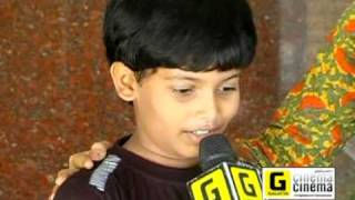 Master Vasanth Talks About Aaranya Kaandam
