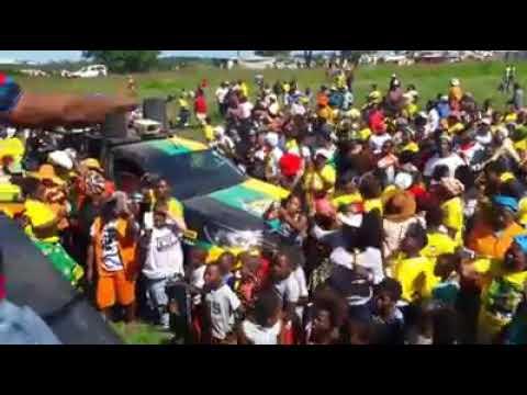 Bulela M ANC yiyo ezophatha bantu