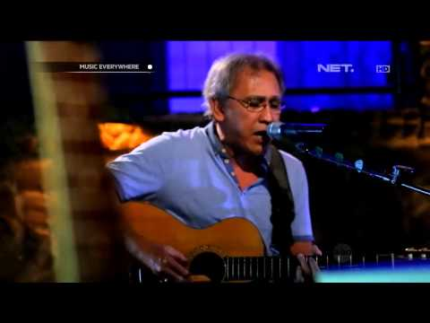 iwan fal live di Net Tv  Raya