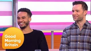 Aston Merrygold and Harry Judd on New West End Show 'Rip It Up' | Good Morning Britain