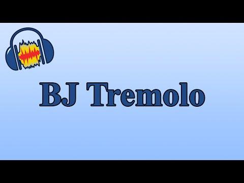 Using Tremolo In Audacity
