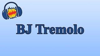 BJ اهتزاز - مجاني VST تأثير اهتزاز على الجرأة