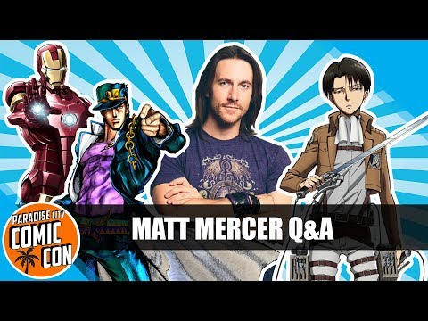Making Cartoons Talk with Matt Mercer