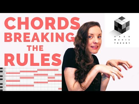 How to Write a Chord Progression Using Chords Not in the Key | Hack Music Theory