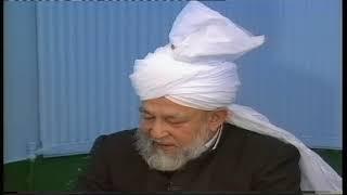 Dars-ul-Qur'an - 104 - 20th March 1993 (Surah Aale Imraan 147-149)