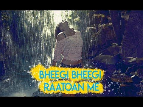 Bheegi Bheegi Raaton Mein(Melodious Version) Sajan Patel Ft.Shweta Rajyaguru|OMP  Official