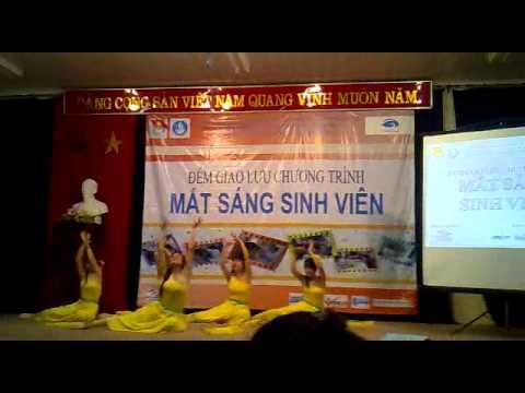 Bông mai vàng( Đội SVTN Viện Cơ Khí-ĐH Bách Khoa Hà Nội)-Mắt sáng sinh viên 2012