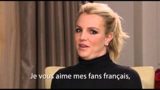 Britney Spears NRJ 2013 French fans