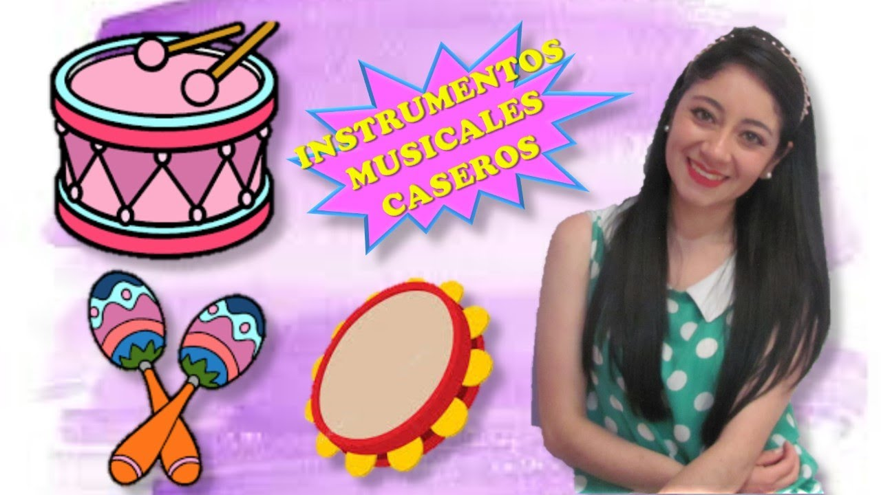 🥁Como hacer 2 INSTRUMENTOS MUSICALES con MATERIALES RECICLADOS fáciles🎵  (QUE SUENAN) - Hola Paola - YouTube
