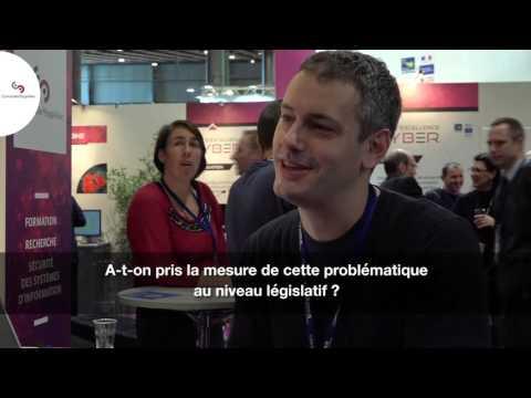FIC 2016 : interview de Sebastien Gambs, chercheur Université du Québec, Montréal.