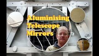 How to Aluminize Telescope Mirrors