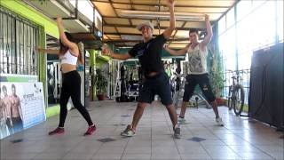 love & party - joe montana (coreografia de sandunga fitness)