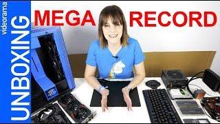el MEGA unboxing más grande del clipsetlab -RECORD clipete-
