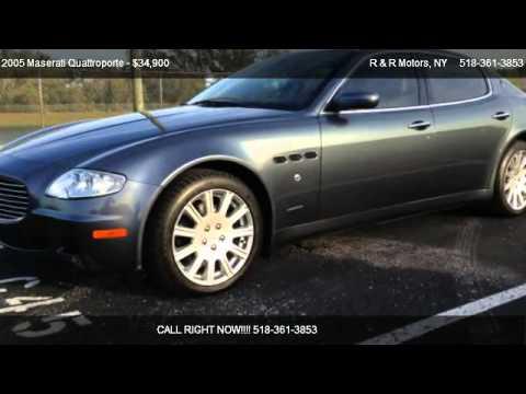 2005 Maserati Quattroporte - for sale in 369 Bay Rd Queensbury , NY 12528