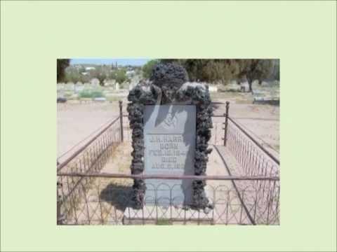 Sierra County Cemeteries - Sierra County Centennial Video Series