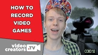 How To Record Video Games with Open Broadcaster Software (OBS)(Whether you want to record video game play on your PC, screen capture your desktop, or combine either of them with a little window of yourself from your ..., 2014-07-09T15:30:01.000Z)