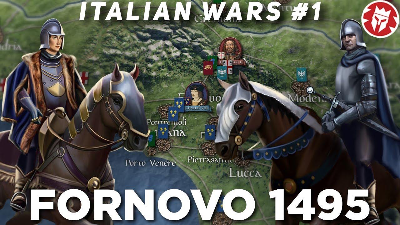 Battle of Fornovo 1495 - Italian Wars DOCUMENTARY