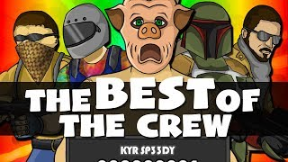 The BEST of The Crew! - Funny Moments Gaming Montage! (Part 5)