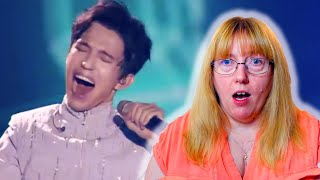 Vocal Coach Reacts to Dimash Kudaibergen 'Diva Dance' Fifth Element