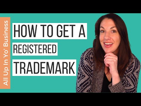 How to Trademark a Name and Logo |  Trademark Registration P