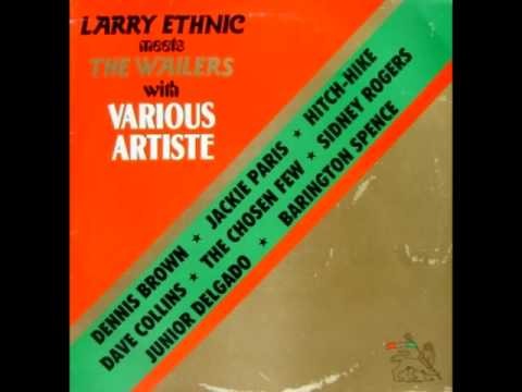 Larry Ethnic - Meets The Wailers - Album