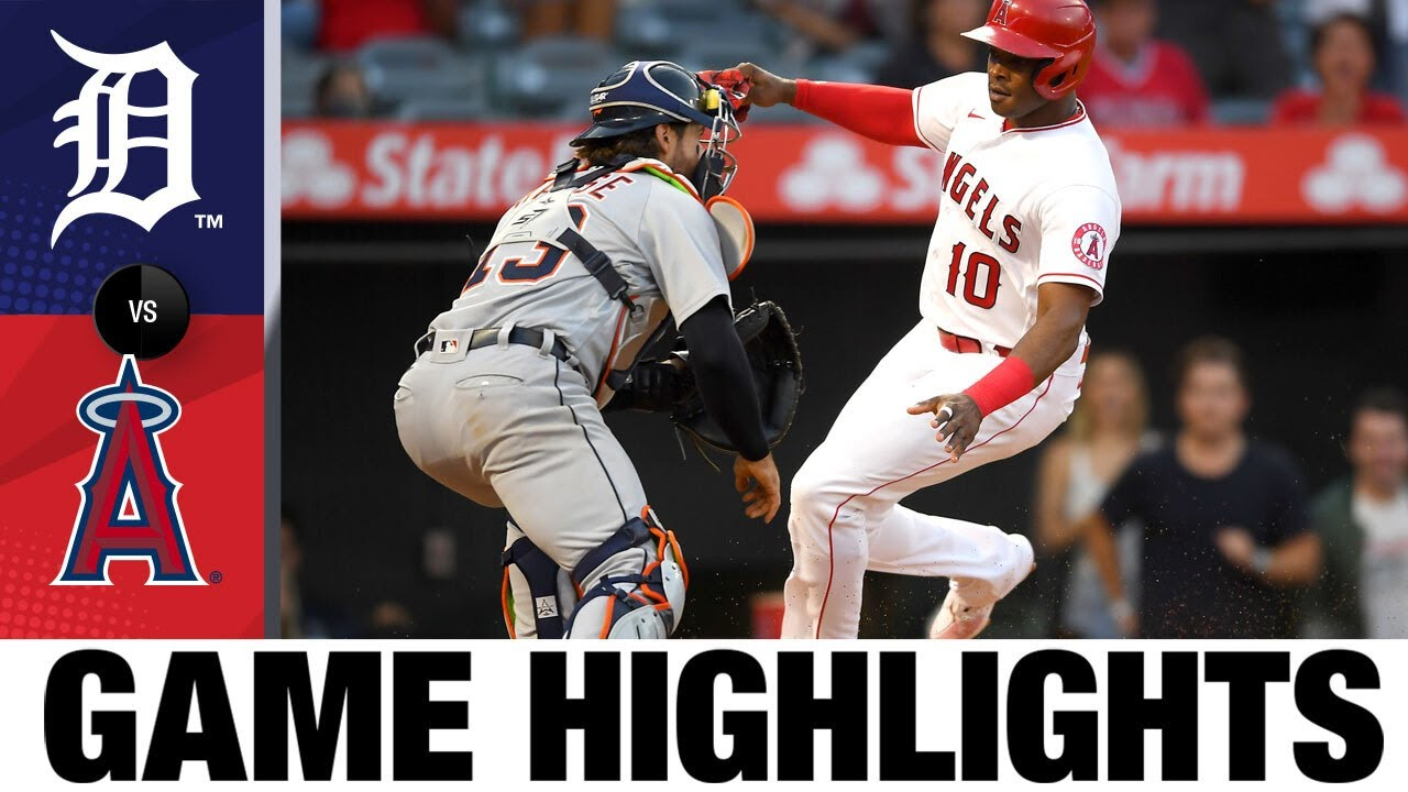 Download Tigers vs. Angels Game Highlights (6/19/21) | MLB Highlights