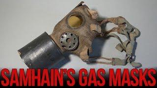 Обзор противогаза ГП-2 (И немного ГП-1) | Soviet GP-1 and GP-2 gas masks