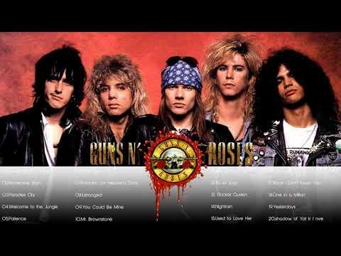 Guns N Roses Full Album Best Of The Best MP3, Video MP4