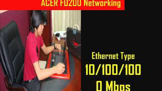 ACER FERRARI ONE 200 UNBOXING