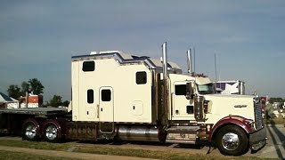 Custom Big Truck Sleepers Collection