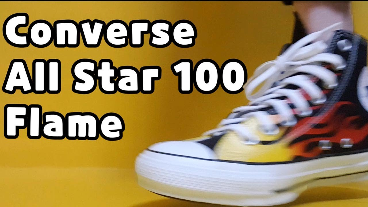 converse all star 100
