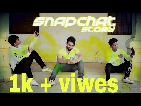 SNAPCHAT STORY-bilal saeed ft. Romee khan DANCE COVER WITH D.D.A