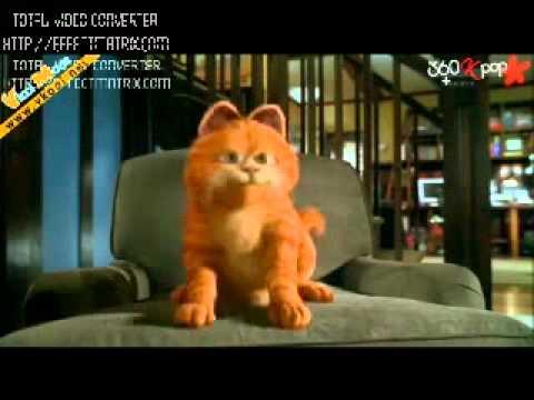 NTS-TV mèo siêu quậy garfield