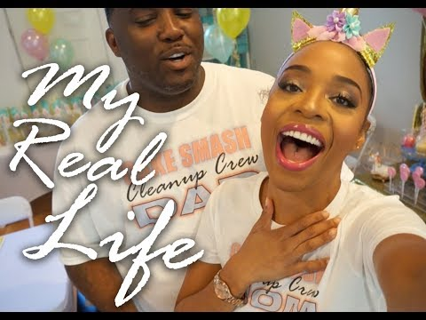 MY REAL LIFE | EP 28 - Issa 30 Minute Episode! Anne's First Birthday Party
