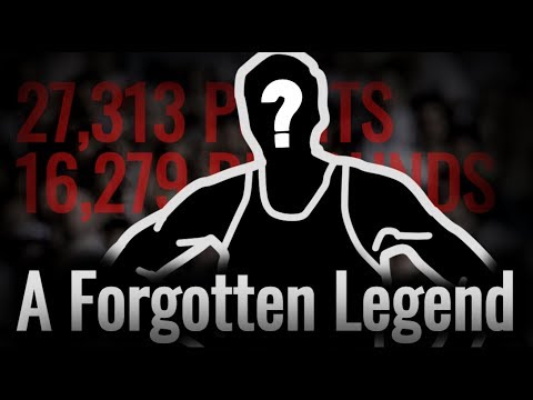 The Most UNDERRATED NBA LEGEND OF ALL TIME!
