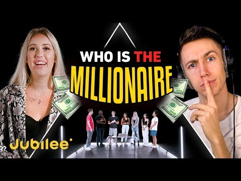 CAN I SPOT A MILLIONAIRE?