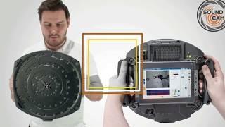 [사운드캠 코리아] 사운드캠, 음향카메라, 사운드카메라 실내 잡소리, 이상소음, 리크 등 차에서 발생하는 모든 소리를 카메라에 담다.