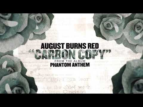 August Burns Red - Carbon Copy