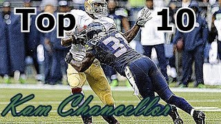 Kam Chancellor Top 10 Plays of Career