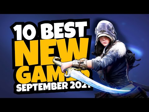 Download 10 Best NEW PC Games To Play in September 2021