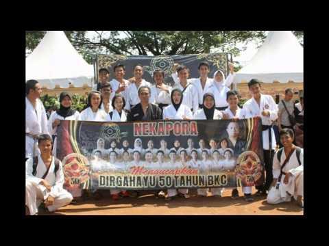 Heboh Peringati HUT Emas BKC, Ribuan Anggota BKC Pawai Akbar